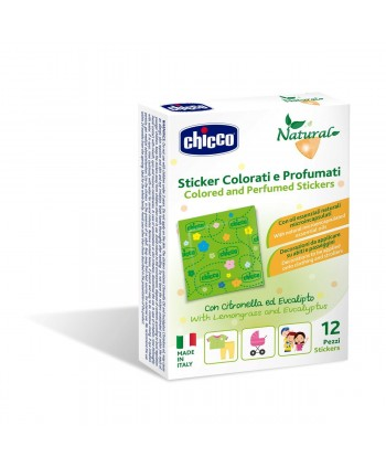Chicco Sticker Colorati e...