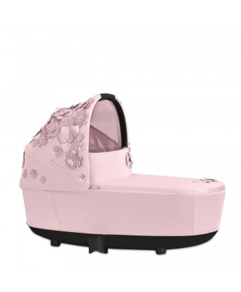 Cybex navicella Lux Priam Simply Flowers Pink - Amodio mySweetie