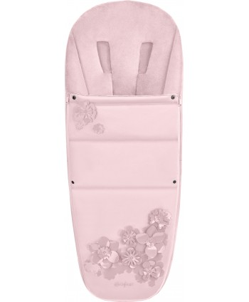 Cybex sacco coprigambe Simply Flowers Pink - Amodio mySweetie