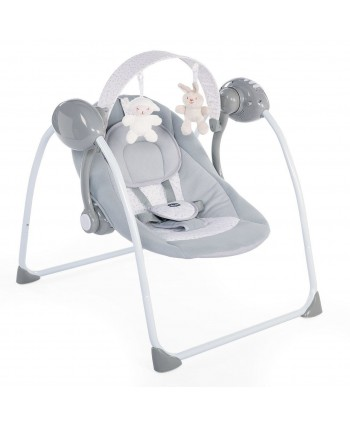 Chicco altalena Relax&Play Cool Grey - Amodio mySweetie