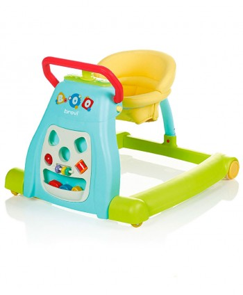 Brevi Girello Boo 4 in 1 6m+