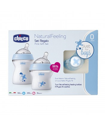 Chicco Set Regalo Natural...